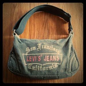 Unique Small Levi's Denim Handbag